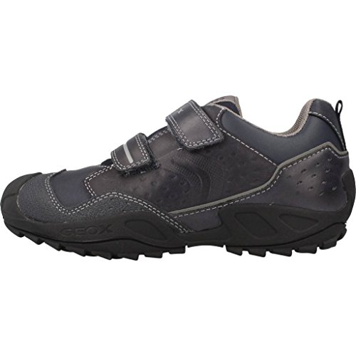 Geox Jungen J New Savage Boy A Boots Grau