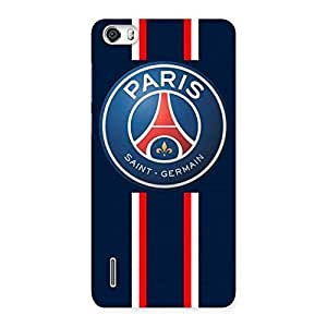 Paris Bar Back Case Cover for Honor 6
