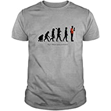 Camiseta de Hombre The Big Bang Theory Sheldon Cooper Penny Bazinga