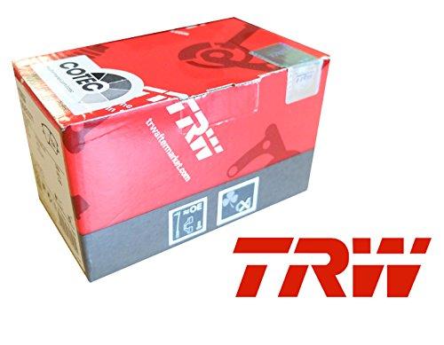 TRW Automotive AfterMarket GDB1665 Kit Pastiglie Freno, Freno A Disco