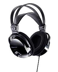 Idea Regalo - Pioneer SE-M531 Cuffia per Ascolto Musica e Home Cinema, Nero/Antracite