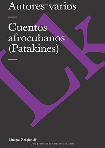 Cuentos Afrocubanos (Patakines) Cover Image