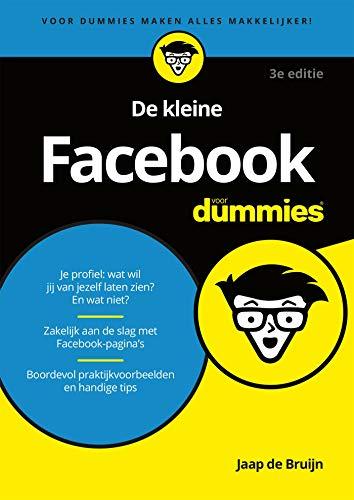 De kleine Facebook voor Dummies (Dutch Edition)