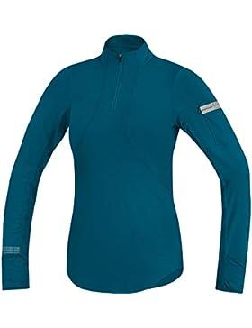 Gore Running Wear Camiseta de manga larga para correr, Mujer, Cómoda, Cálida, GORE Selected Fabrics, AIR LADY...