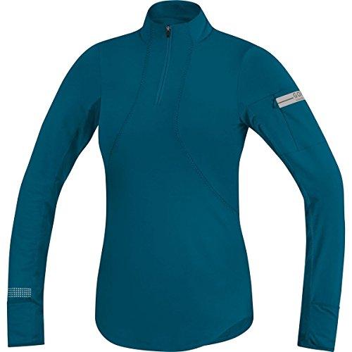 Gore Running Wear Air Maillot à manches longues Femme Blu (Ink blue)