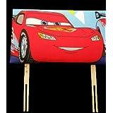 Cabecero de cama para niños Disney para niños w/más de diseño de los personajes de 20: Cars - Rayo McQueen de casas Inspire
