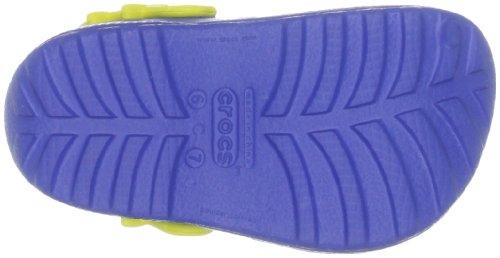 Crocs  Caped CrusaderTM Custom Clog,  Sabot/sandali bambino Blu (Sea Blue)