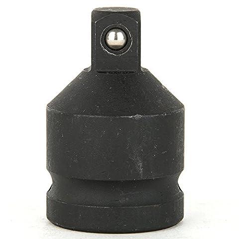 Hakkin 3/4 à 1/2 Universal Ratchet Socket Adaptateur Réducteur Joint Drive Convertisseur Manchon Air Impact Craftsman Socket Wrench Outils à main