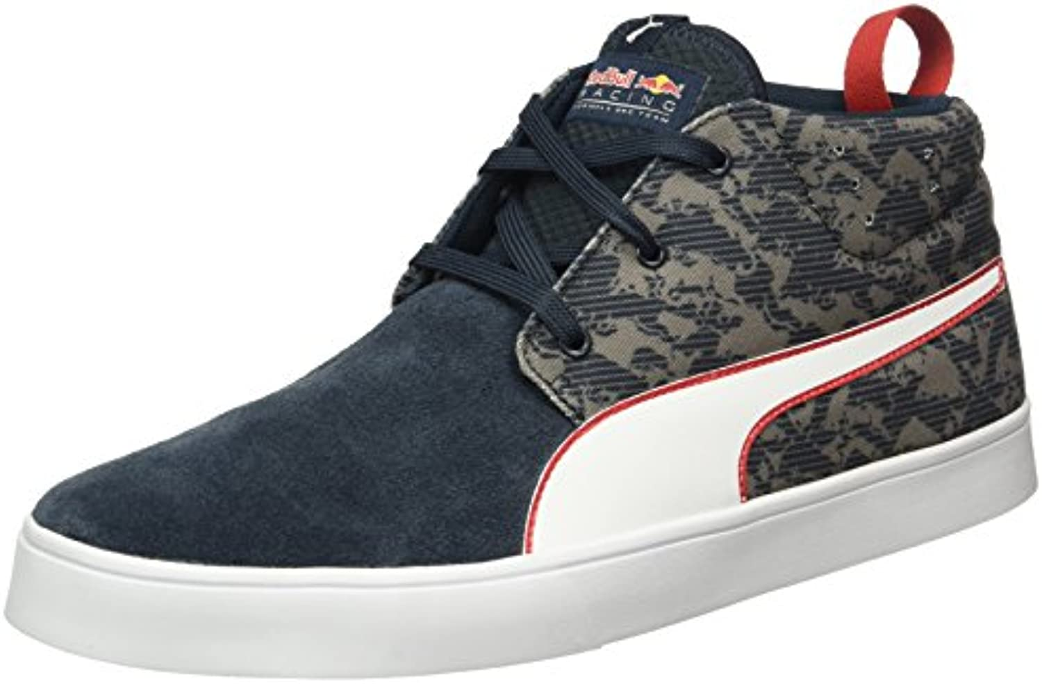 Puma Herren RBR Desert Boot VULC SBE Low Top