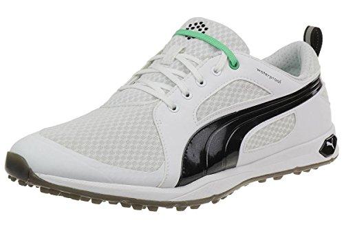 Puma BioFly Men Golfschuhe Golf 187582 03 white, pointure:eur 42