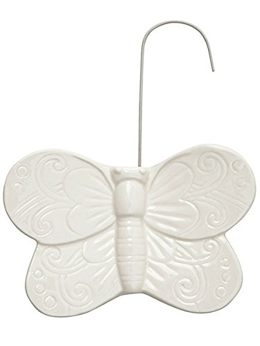 2 x mariposa cerámica humidificador de aire para radiador calefacción