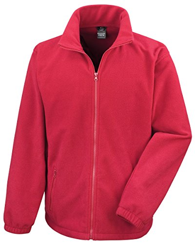 Risultato Core moda Outdoor in pile Flame Red 3XL