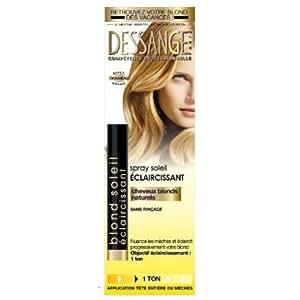 Jacques Dessange - Spray éclaircissant Blond soleil - 125ml