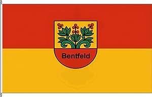 Königsbanner Hochformatflagge Bentfeld - 120 x 300cm - Flagge und Fahne
