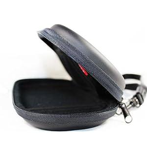 PSP Hardcase Schutztasche Schutzhülle schwarz passend für Sony PSP