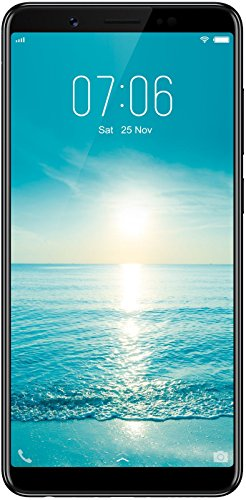 Vivo V7 (Matte Black, Fullview Display) with Offers image - Kerala Online Shopping