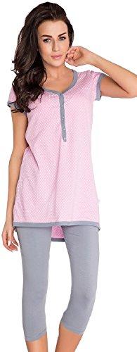 DN, Pyjama, PM 5037, Pastel Violet, Gr. M