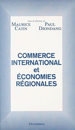 Commerce international et économies régionales