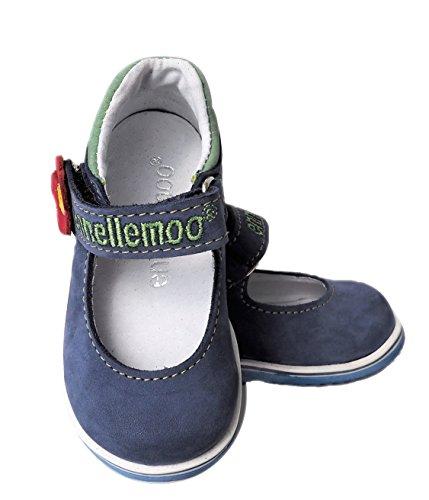 651c7d8d524c ... ennellemoo® - Baby-Mädchen-Kinder-Ballerinas-echt Leder-Schuhe-