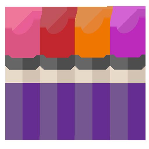 4 Juegos de Maquillaje