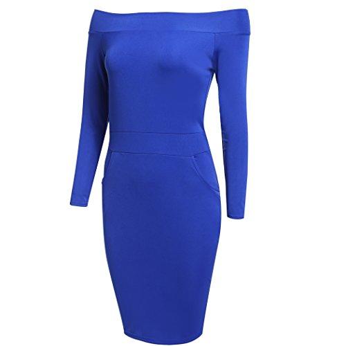 Romanstii - Robe - Femme Bleu