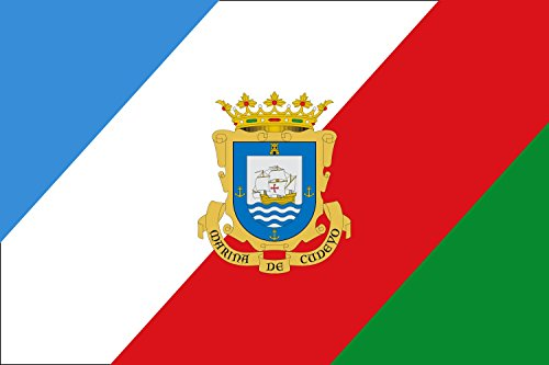 magFlags Bandera Large Marina de Cudeyo, Cantabria, España | Bandera Paisaje | 1.35m² | 90x150cm