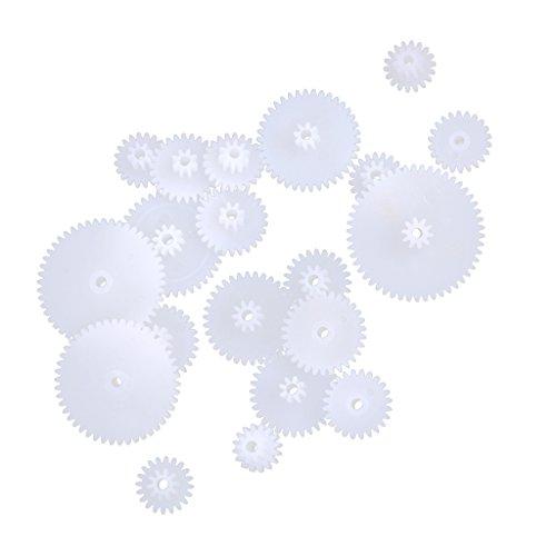 19-tyle-de-plstico-engranajes-helicoidales-ruedas-dentadas-bricolaje-corona-de-bricolaje-robot-para-