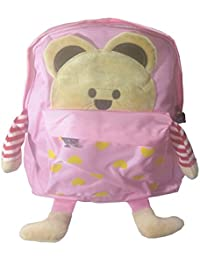 Cute Teddy Soft Baby Play School Bag Backpack (colour May Very)