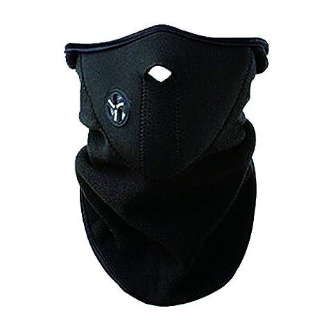 Fahrrad Maske Winter Skimaske Schnee Halswärmer Gesichtsmaske