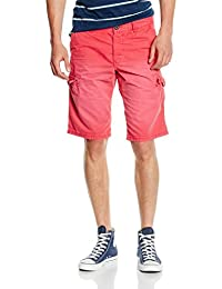 edc by Esprit Mit Muster, Short Homme