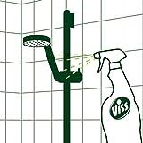 Viss Kraft & Glanz Nachfüllbeutel, für hartnäckigen Schmutz Bad & Dusche, 100% Kalkentfernung, 375 ml, 1 Stück