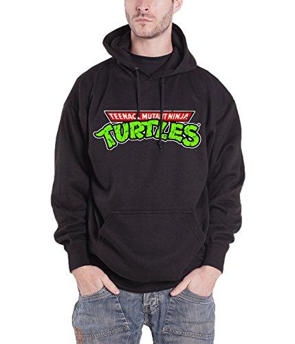 Teenage Mutant Ninja Turtles Kapuzenpullover Classic Logo offiziell ()