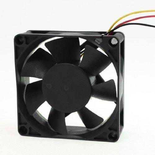 SODIAL(R) Ventilador de Refrigeracion Enfriador para PC Ordenador Portatil 70mm x 25mm...