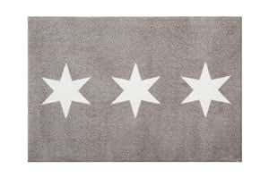 gift company fu matte waschbar stars schlamm 60 x 90 cm k che haushalt. Black Bedroom Furniture Sets. Home Design Ideas