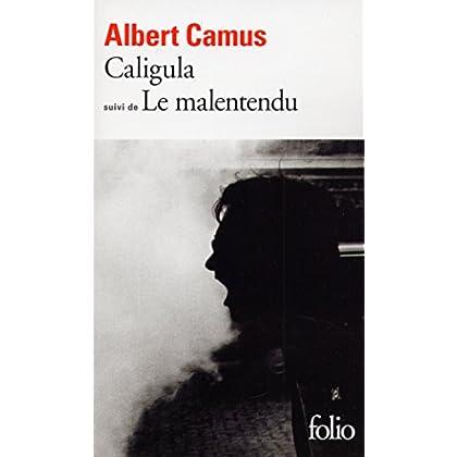 Caligula / Le Malentendu (Folio t. 64)