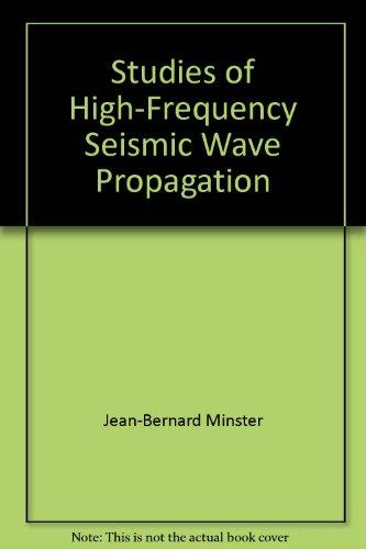 uency Seismic Wave Propagation ()