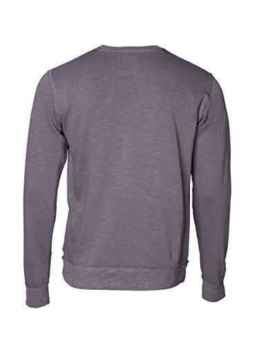 TREVOR'S JASPER Herren Sweatshirt mit Rundhalsausschnitt aus 100% Bio-Baumwolle - soziale fair trade Kleidung, Mode vegan und nachhaltig Color loft, Size S - 2