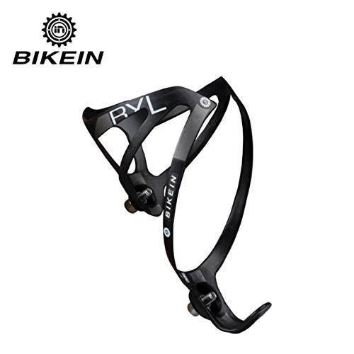 Moliies BIKEIN A01BH Portaborraccia per Biciclette Portabottiglie per Bici in Fibra di Carbonio Resistente