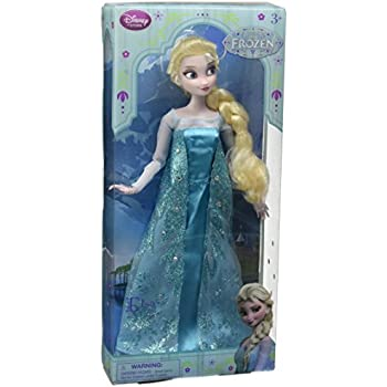 elsa northern lights doll instructions