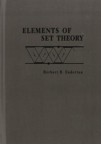 Elements of Set Theory (English Edition)