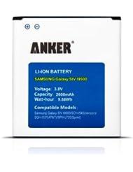 Anker AK-70SMGLXS4-S1W26NA - Batería para Samsung Galaxy S4 (2600 mAh) con tecnología NFC