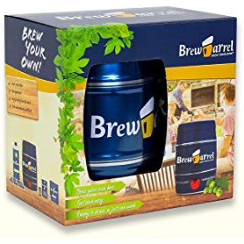 Kit básico para fabricar cerveza lager casera en una semana