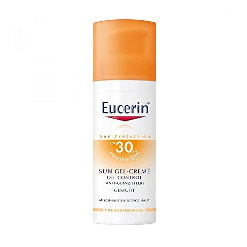 Gesichts-gel (Eucerin Sun Gel-Creme LSF 30 Gesicht, 50 ml)