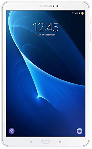 "Samsung Galaxy Tab A6 SM-T280 - Tablet de 7"" HD (WiFi, processeur Quad-Core, 1,5 Go de RAM, stockage de 8 Go Android 5.1), Blanc"