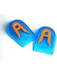 Spenco® - Suelas de gel, tamaño Tamaño 7-14, color azul