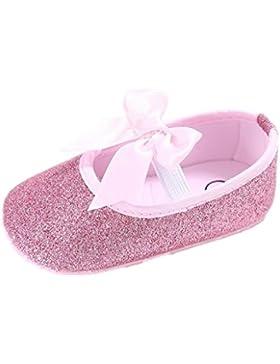 Baby Schuhe Auxma Baby Anti-Rutsch-Soft Bottom Prewalker Schuhe Glitzer Party Erste Walking Schuhe