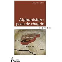Afghanistan : peau de chagrin