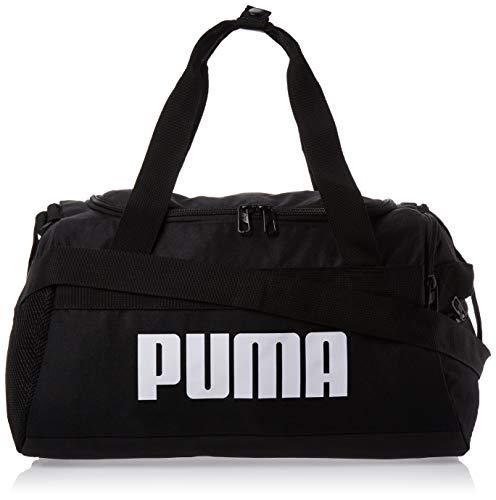 PUMA Challenger Duffel Bag XS Borsone Unisex Adulto Black Taglia Unica