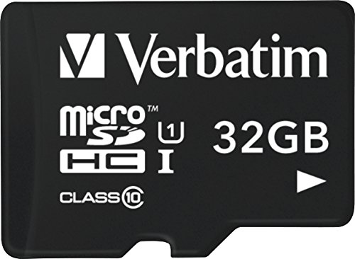 Verbatim microsdhc tablet u1 con lettore usb 32 gb memoria flash