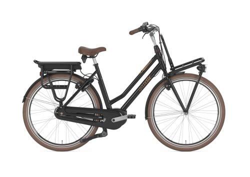 Gazelle E-Bike Miss Grace C7 HMB 11 Ah Damen schwarz 2018 Gr. 49 cm